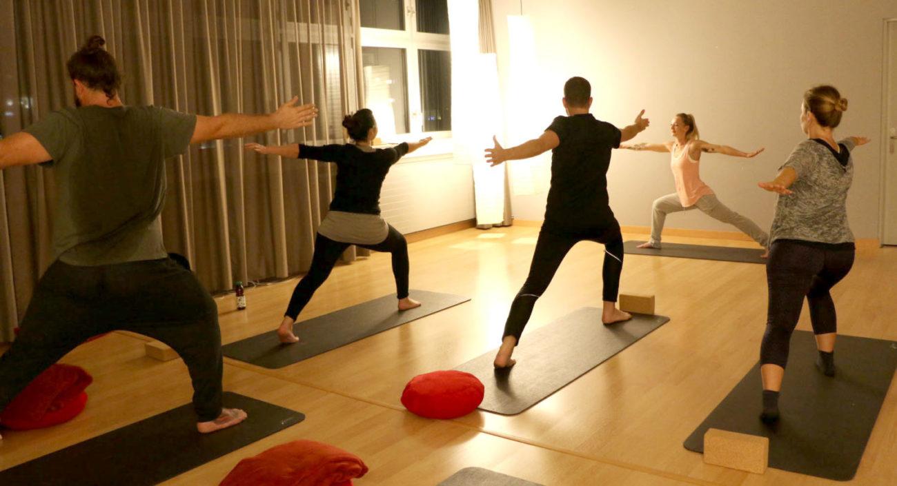 Hatha Yoga Zürich | thegoldendrop.me