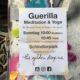 Guerilla Yoga Zürich | thegoldendrop.me