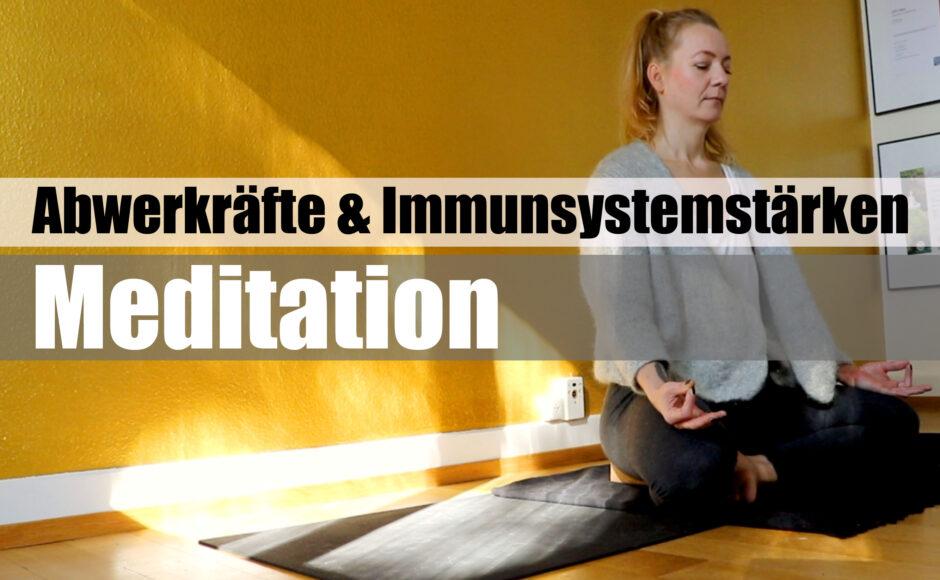 Titelbild | Geführte Meditation | Selbstheilungskräfte & Immunsystem stärken